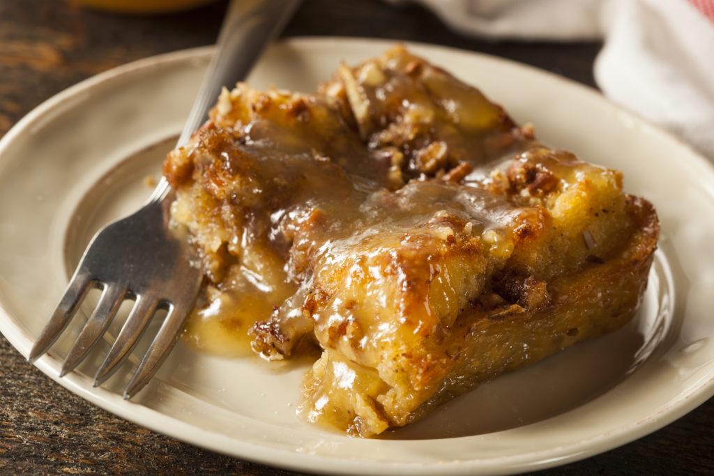 Buttermilk Biscuit Bread Pudding