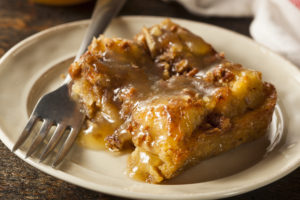 Buttermilk Biscuit Bread Pudding