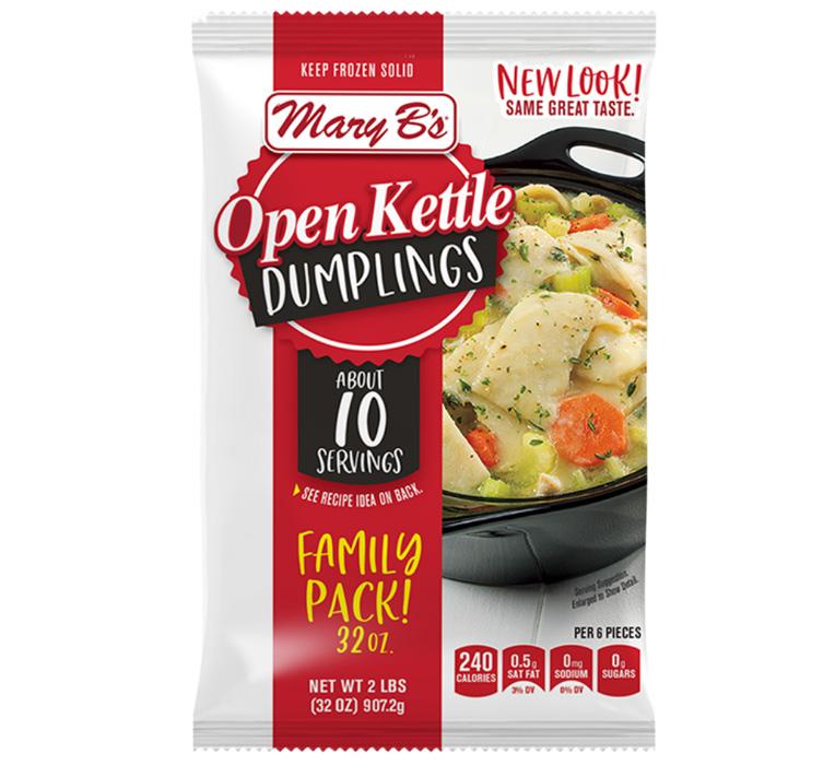 Dumpling Family Pack