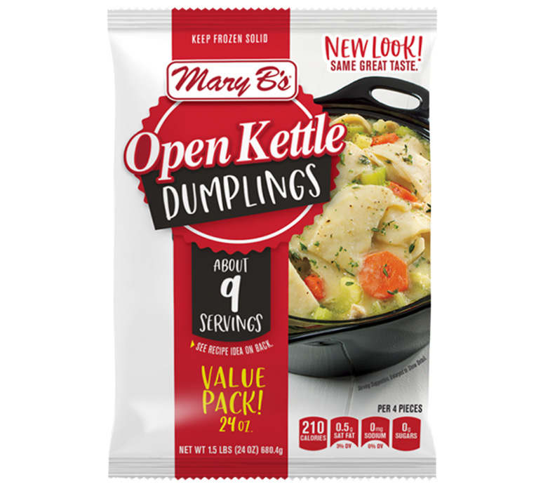 Dumpling Value Pack